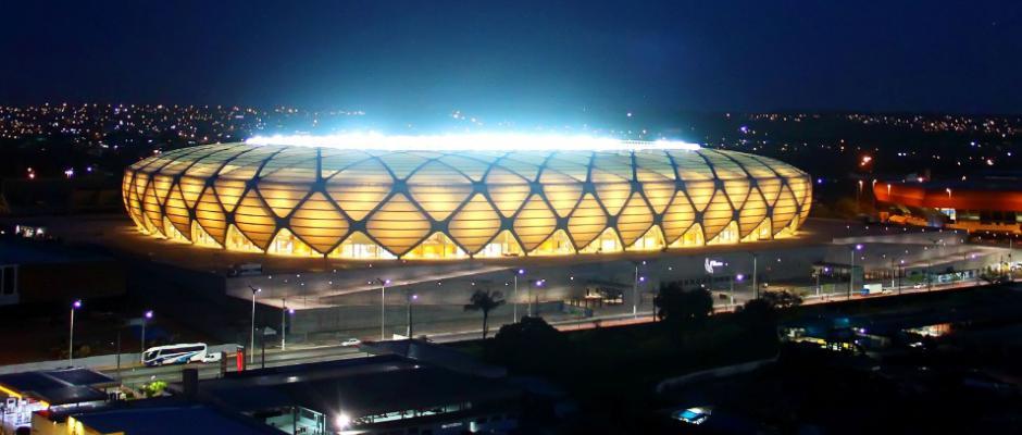 Foto da Arena da Amazonia